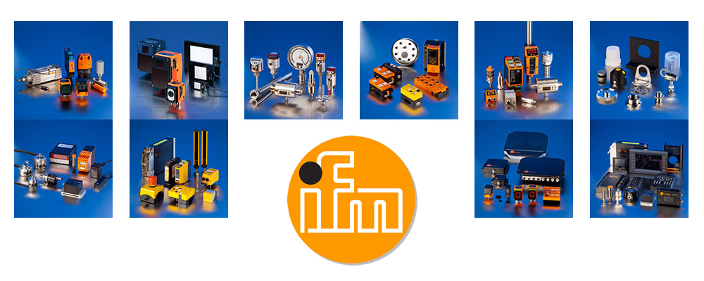 ifm Electronic Products